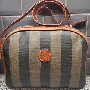 Fendi Shoulder Bag (Authentic)(Vintage)